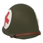 Diecast M1 Medic Helmet (Olive Drab)