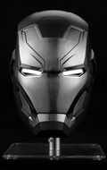 Captain America : Civil War - Iron Man MK XLVI Electric Helmet Props Replica