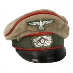 Wehrmacht Schirmütze Cap (Coyote)