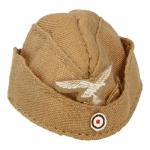 Luftwaffe Afrika Korps Forage Cap (Sand)