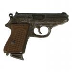 Walter PPK Pistol (Black)
