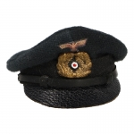 Kriegsmarine Schirmütze Cap (Blue)