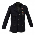 Veste d'Officier Gotham City Police Department (Bleu)