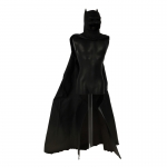 Masque de Batman avec cape et regards interchangeables (Noir)