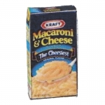 Macaroni and Cheese Box (Yellow)