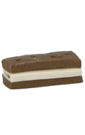 Vanilla Chocolate Bar (Brown)