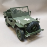 Jeep Willys MB (Olive Drab)