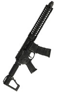 AR-15 Assault Rifle (Black)
