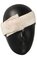 Bandage with Compress (White)