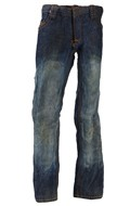 Teenager Size Worn Jeans (Blue)