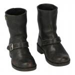 Biker Boots (Black)