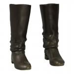 Worn Boots (Brown)