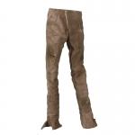 Female Teenager Size Worn Pants (Beige)