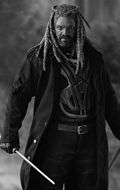 The Walking Dead - King Ezekiel
