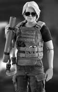 Terminator : Dark Fate - Sarah Connor