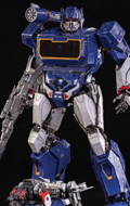 Transformers : Bumblebee - Soundwave And Ravage (DLX Scale Collectible)