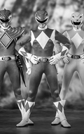Pack Mighty Morphin Power Rangers - Core Rangers & Green Ranger