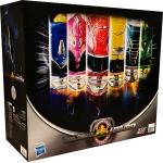 Pack Mighty Morphin Power Rangers - Core Rangers & Green Ranger