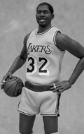 Magic Johnson (1980's Version)