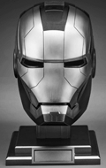 Iron Man 2 - Iron Man Mark V Helmet Props Replica