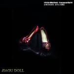 Chaussures à talons Femme (Rouge)