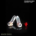 Chaussures à talons Femme (Blanc)