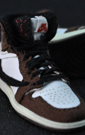 Chaussures Sneakers Travis Scott (Marron)