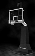 Basketball Hoop (Black)