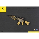 16,5' HK416 A7 Assault Rifle Exclusive Edition (Coyote)