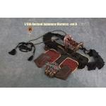 Set harnais pour cheval (Noir)