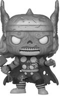 Marvel Zombies - Zombie Thor