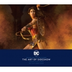 Artbook DC Collecting the Multiverse : The Art of Sideshow