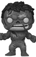 Marvel Zombies - Zombie Red Hulk