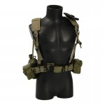 M56 Harness with Equipments (Olive Drab)
