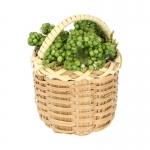 Panier de raisin (Vert)
