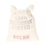 Sac de café colombien (Blanc)