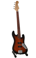 Jaco Pastorius Relic Bass Guitar (Brown)