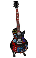 Metallica James Hetfield Kul Guitar (Black)