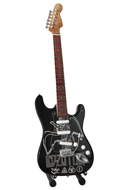 Led Zeppelin Guitar (Black)
