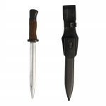Mauser 98K Bayonet with Sheath (Silver)