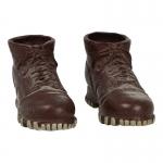 Gebirgsjager Boots (Brown)