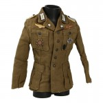 Veste tropicale Panzer Commander Md 40 (Coyote)