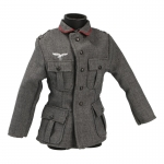 M40 Luftwaffe Artillery Jacket (Grey)