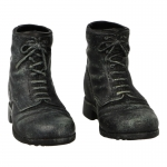 German Combat Boots (Black)