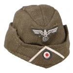 Infantry Heer Side Cap (Coyote)