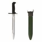 M1 Bayonet with Sheath (Silver)
