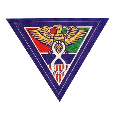 Patch Air Wing (Violet)