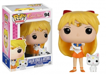 Sailor Moon - Sailor Venus & Artemis