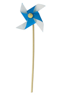 Windmill (Blue)
