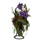 Flower Arrangement (Purple)